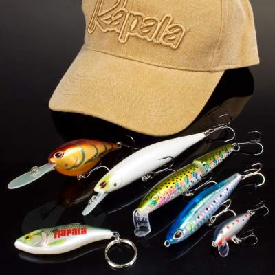 Rapala Top Deal Set 7teilig