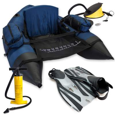 Roy Fishers Supercaster Belly Boat Big Pack