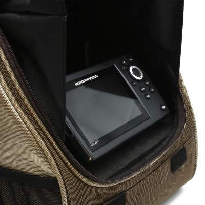 Humminbird Helix 5 CHIRP GPS G2 + Fishfinder Gear Bag Force One Set