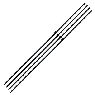 BAT-Tackle Euro-Bankstick 90-140cm 4er Set 4Stück