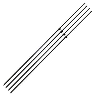 BAT-Tackle Euro-Bankstick 120-180cm 4er Set 4Stück
