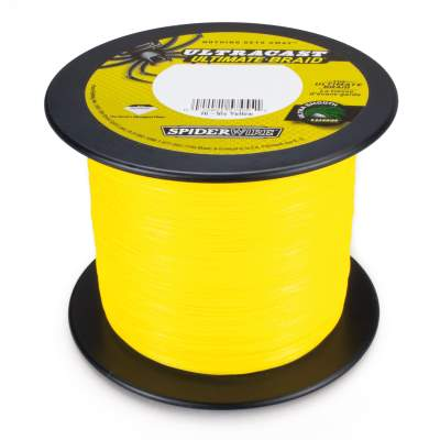 Spiderwire Ultracast - 8Carrier - Yellow - 0,12mm - 1800m