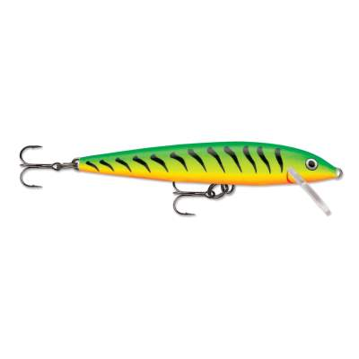 Rapala Original Floater Wobbler 9,0cm Firetiger (FT), 5g, floating, 1 Stück