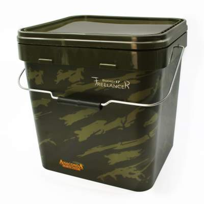 ANACONDA Baiting Freelancer Bucket 17l Square