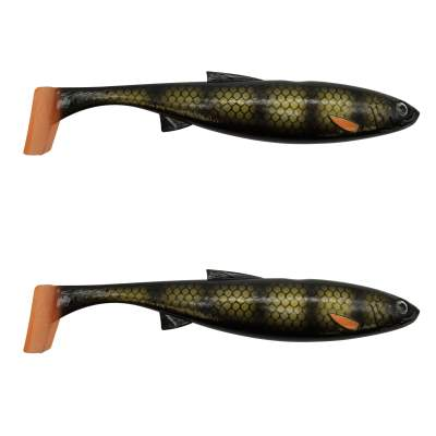 Tackle Porn Bahama Mama 20cm Gummifisch, 50g - Brown Coconut