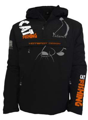 Hotspot Design Jacke Waller Cat Fishing Gr. XL