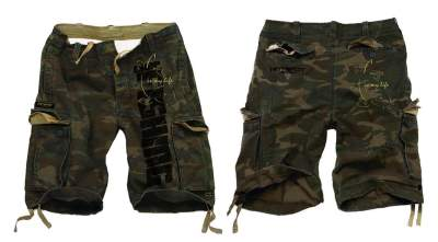 Hotspot Design Shorts Carpfishing Gr. M
