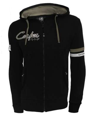 Hotspot Design Zipper Hoodie Sweatshirt Carper Gr. XL