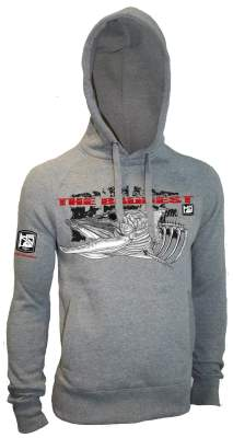 Hotspot Design Hoodie Sweatshirt Pike The Baddest Gr. XL