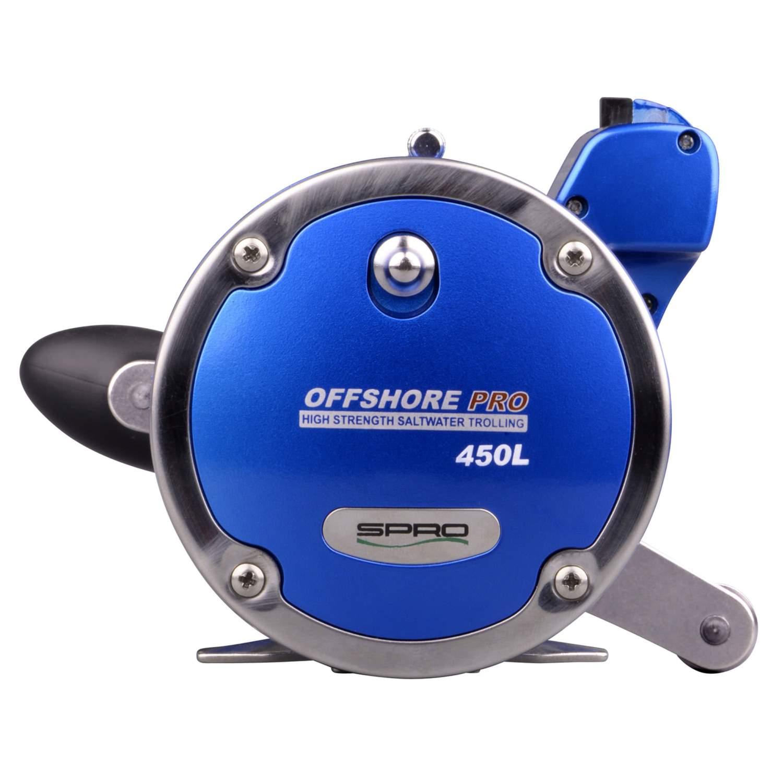 SPRO Offshore - Pro - Offshore Pilk- Multirolle mit Schnurzähler und Schnurführung 923f92