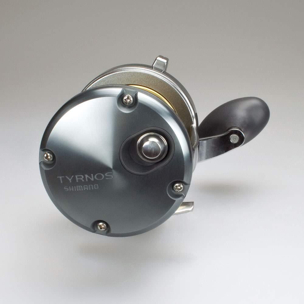 Shimano Tyrnos - LBS - Tyrnos Pilk- Multirolle - Schiebebremse - ohne Schnurführung b17bd1
