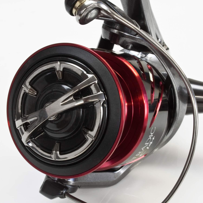 Shimano-Stradic-Ci4-FB-1000-4000-Spinnrolle-Angelrolle-Hagane-Raubfisch-Forelle miniatuur 7