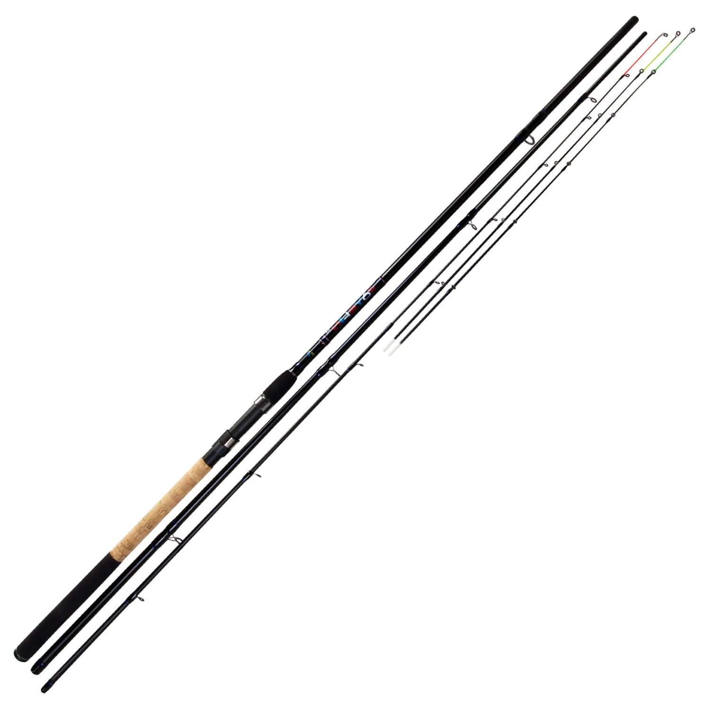JVS Javelin Feeder 3,6m//3,9m WG 120g Feederrute 3x Wechselspitzen Futterkorbrute