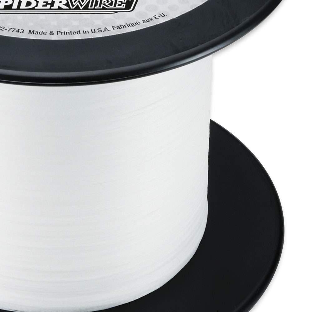 8 Carrier 0,16€//m 50m von der Großspule Spiderwire Ultracast Invisi Braid