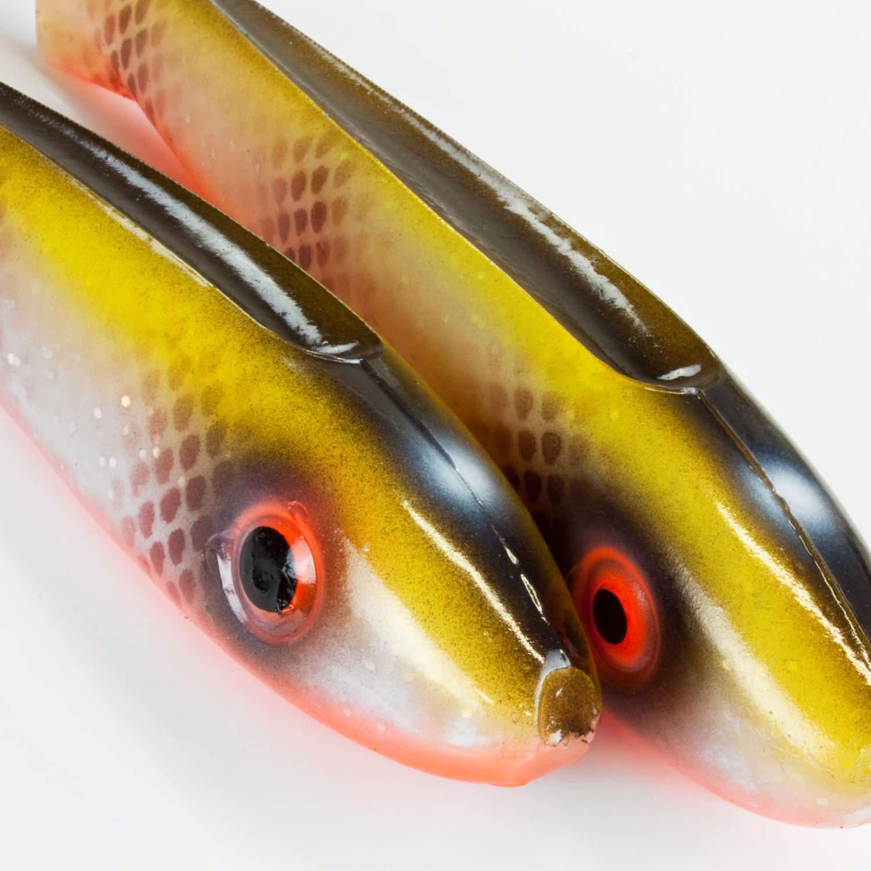 Svartzonker McRubber Junior Gummifische Shads 17cm 45g Raubfisch Hechtköder