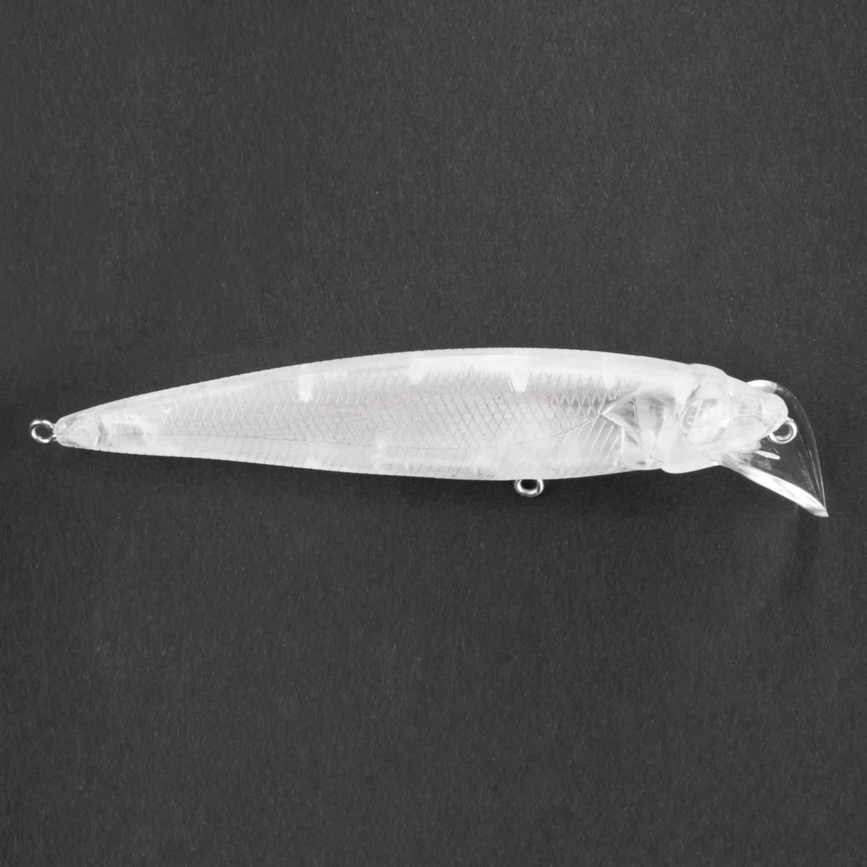 Senshu Lipped Smasher mit VMC Drillingen ausbrechender Japanstyle Wobbler