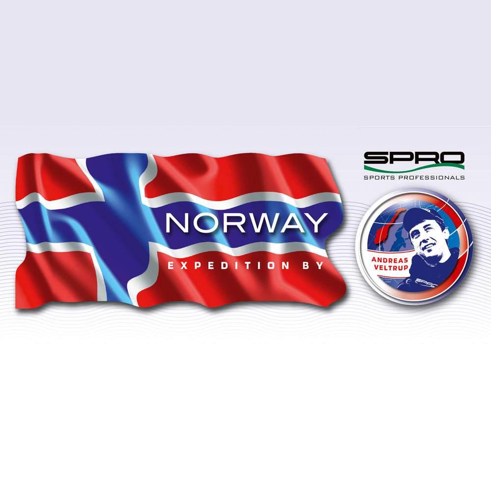 SPRO Norway Expedition Dorsch Beifänger Paternoster Flasher Rig Gr.6//0-7//0-0,9mm