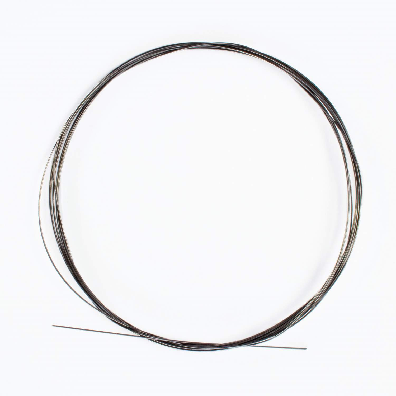 20-75lbs BFT Titanium No Kink Leader-Titanium Steel Tippet Kink Free 300cm