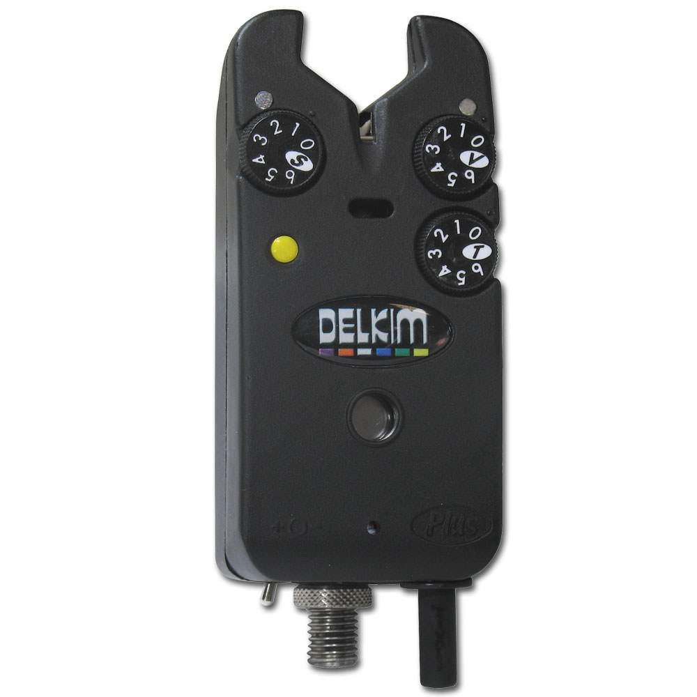 Delkim Tx-i - Plus Bissanzeiger incl. Delkim Hardcase - Tx-i versch. Farben caf7c5