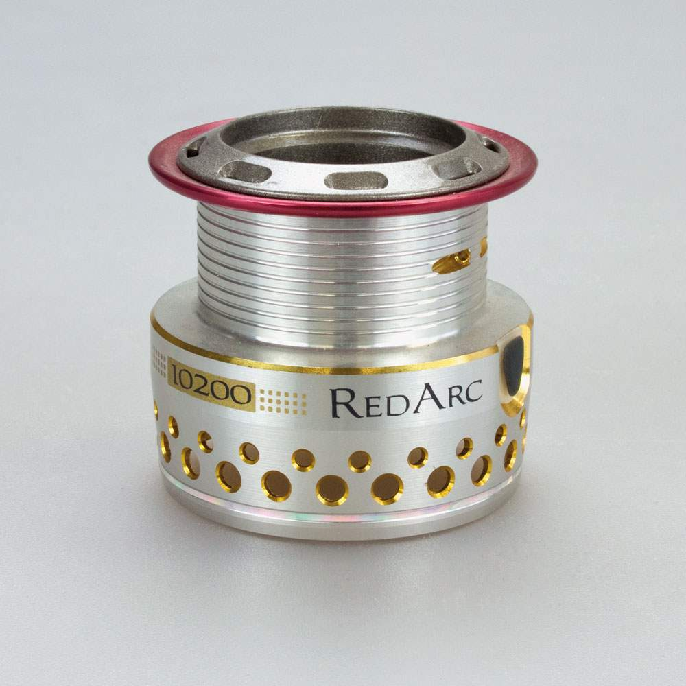 SPRO Aluminium Ersatzspule Red Arc - versch. Größen