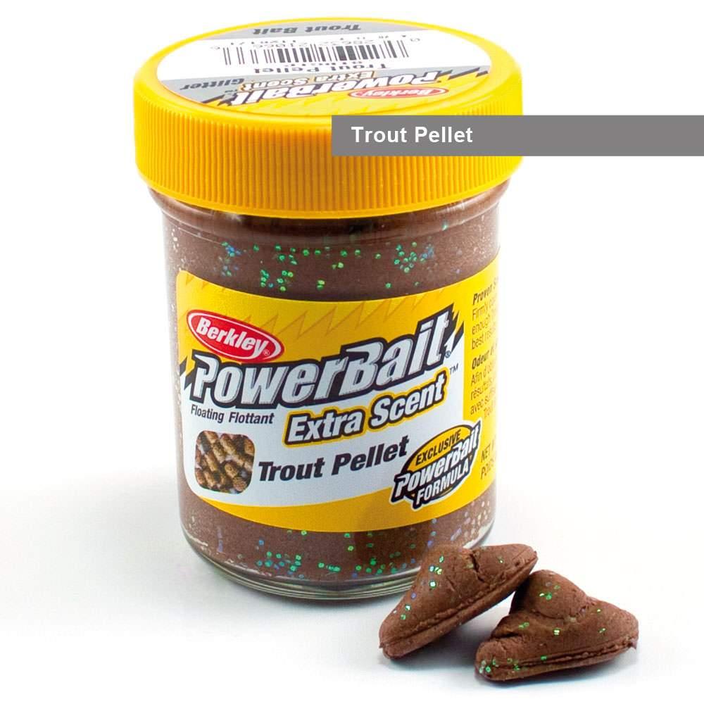(6,98€/100g) Berkley Powerbait Trout Bait Next Generation Angelteig Sorten Forel