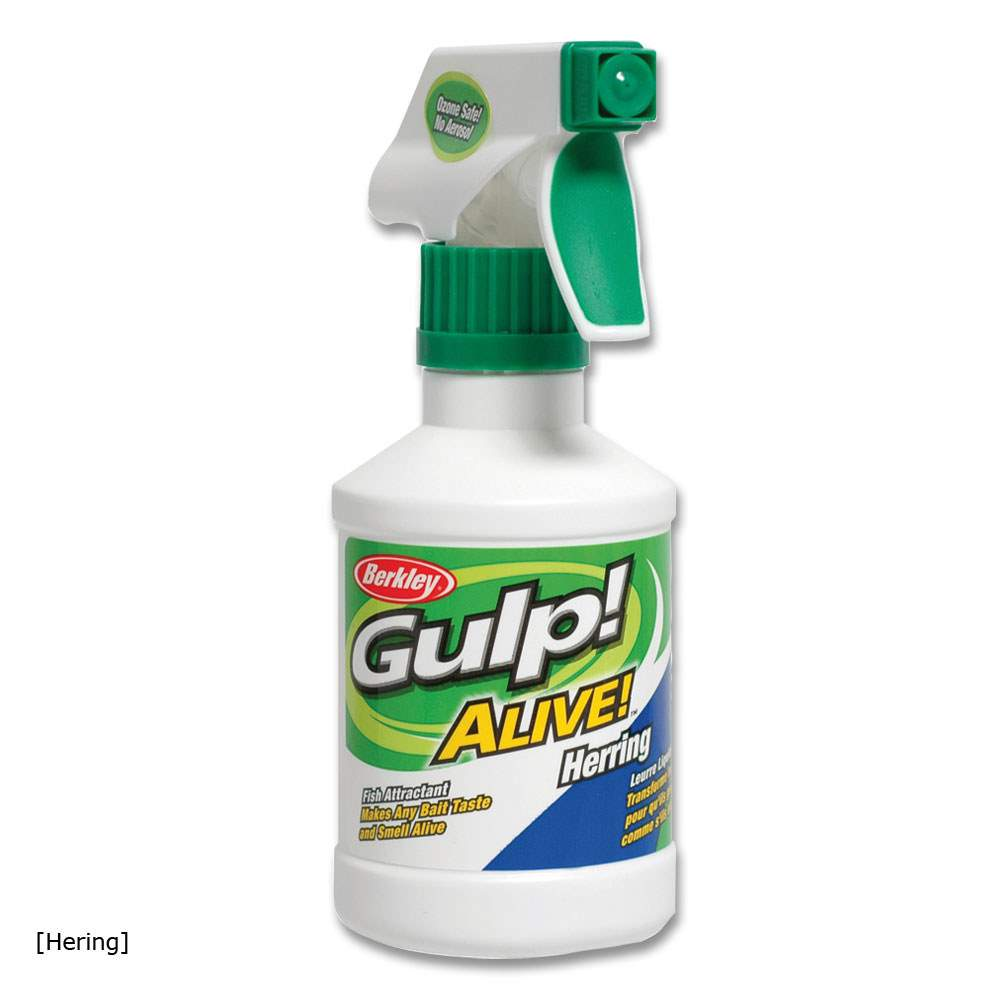Berkley GULP! ALIVE! SPRAY - Lockspray - versch. Sorten - 237ml