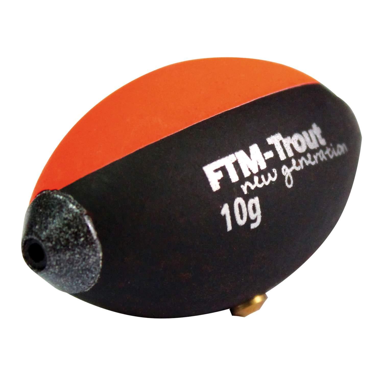FTM Spotter Signal Ei Forellenpose Wasserkugel Schwimmer Bissanzeiger Trout