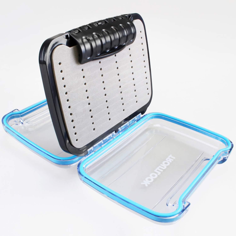 Köderbox Troutlook Forellen Spoon Box in 2 Größen für Blinker Kunstköder