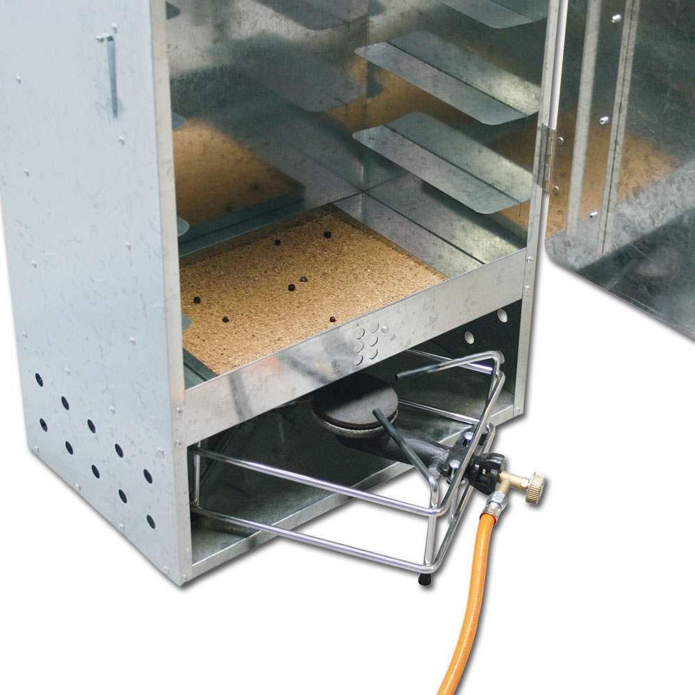 2500watt chrom gasbrenner hocker camping kocher gas heizung r ucherofen schlauch ebay. Black Bedroom Furniture Sets. Home Design Ideas