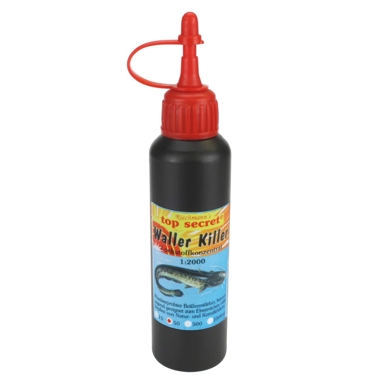 11-98-100ml-Top-Secret-Fluessig-Aromen-Lockstoff-versch-Aromen-Zielfische