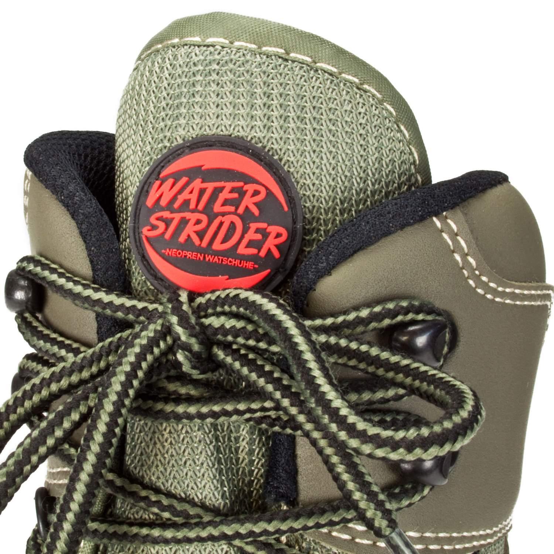 Roy Fishers/Water Strider Watschuh mit Filzsohle Gr 47