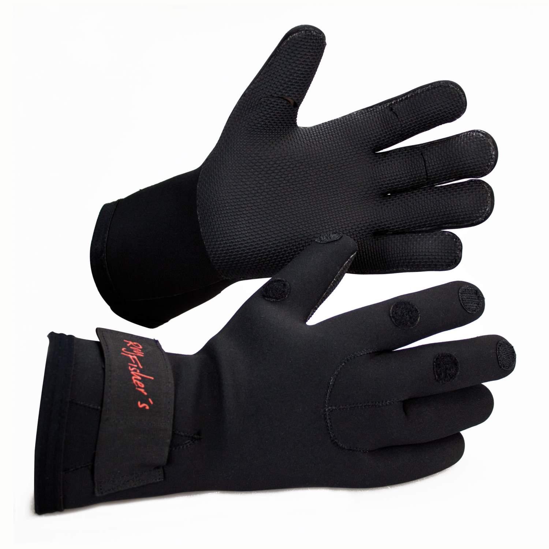 profi neopren thermo angler arbeits winter handschuh finger klappbar sport warm ebay. Black Bedroom Furniture Sets. Home Design Ideas