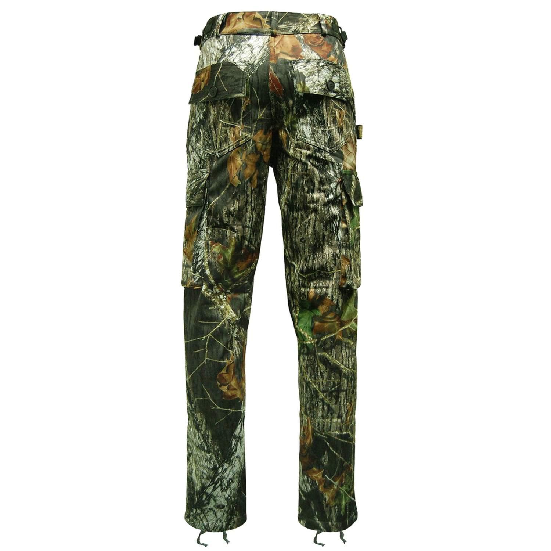 Stormkloth Mossy Oak Deluxe Camouflage Hose Tarnhose M-XXXL Membranstoff