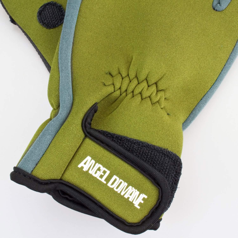 Angelsport Alaska Neopren Handschuhe Thermo Angeln Arbeits Winter Handschuh Finger klappbar Bekleidung