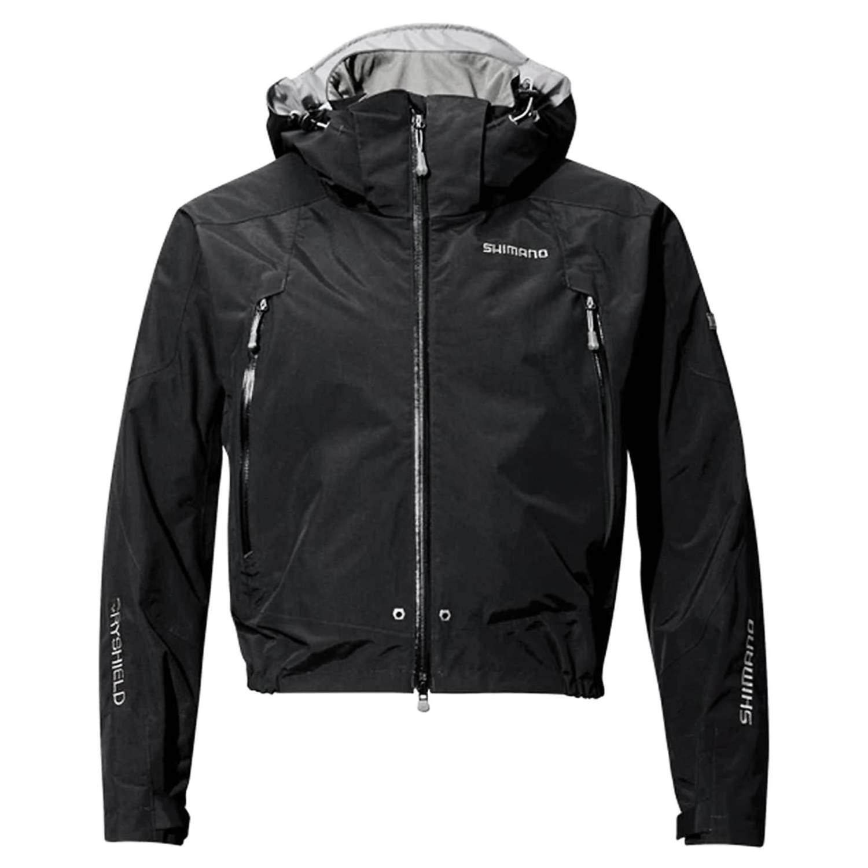 Advance Schwarz Jacket GrXl Ds Rain Short Shimano GqSMVpUz