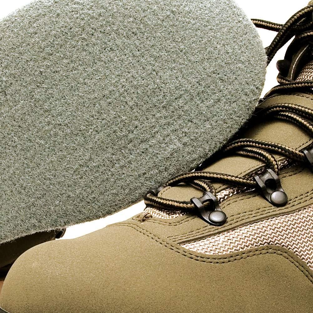 Watschuhe mit Filzsohle Waterspeed Wading Boots Felt