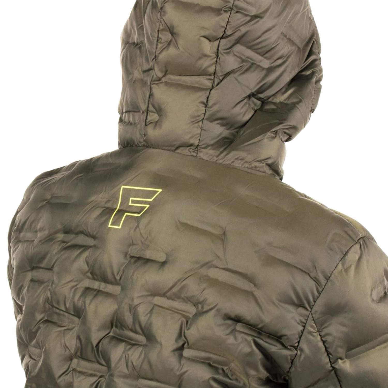 Faith Steppjacke Bubble Jacket Oliv Thermojacke Angeljacke Übergangsjacke M-XXXL