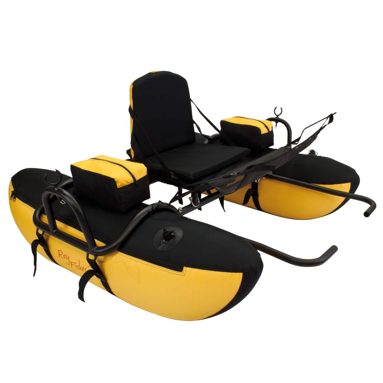 Guidestar ii float belly boat fishing boat pontoon boat for Belly boat fishing