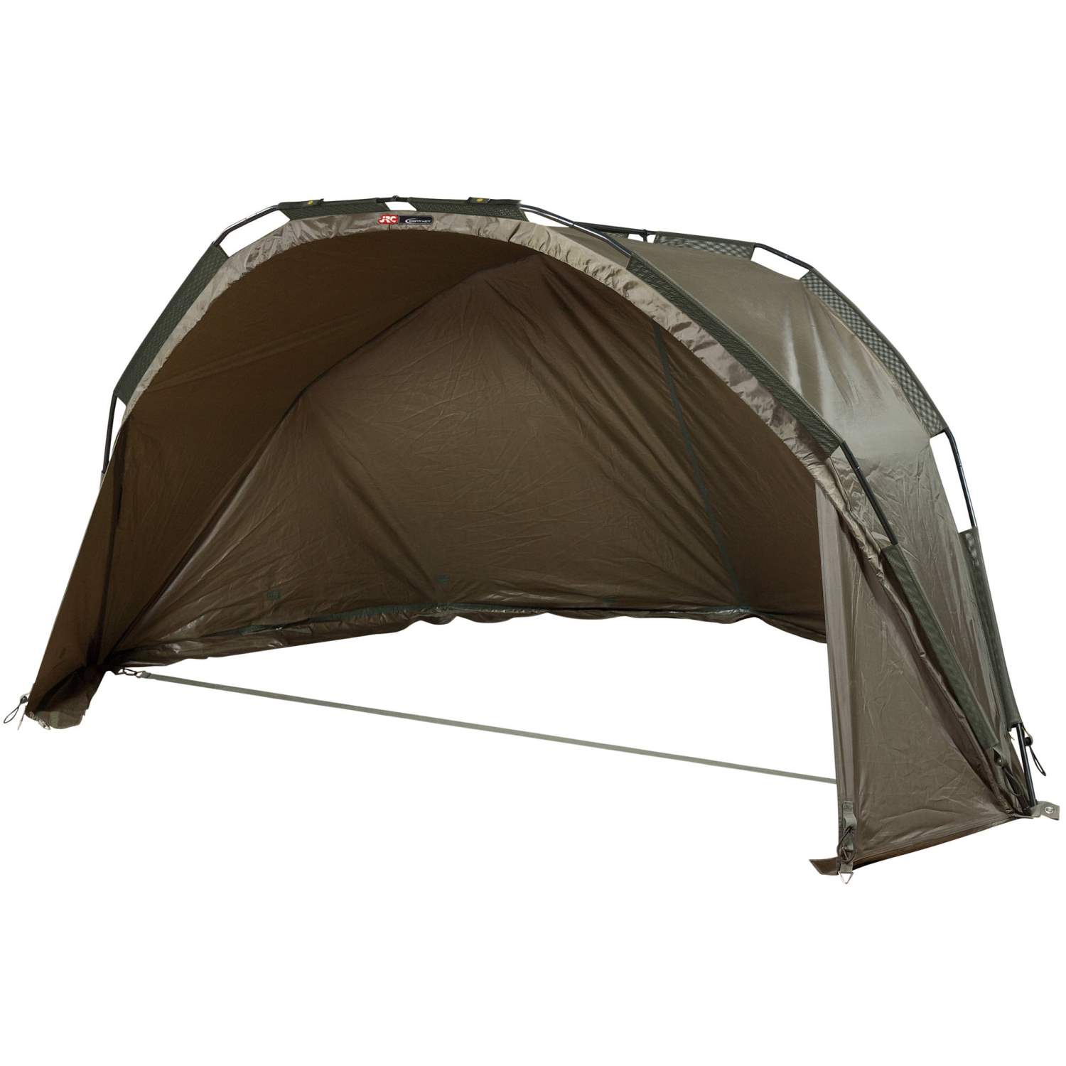 jrc contact brolly 270x190x130cm angelzelt zelt shelter karpfenzelt 5000mm ebay. Black Bedroom Furniture Sets. Home Design Ideas