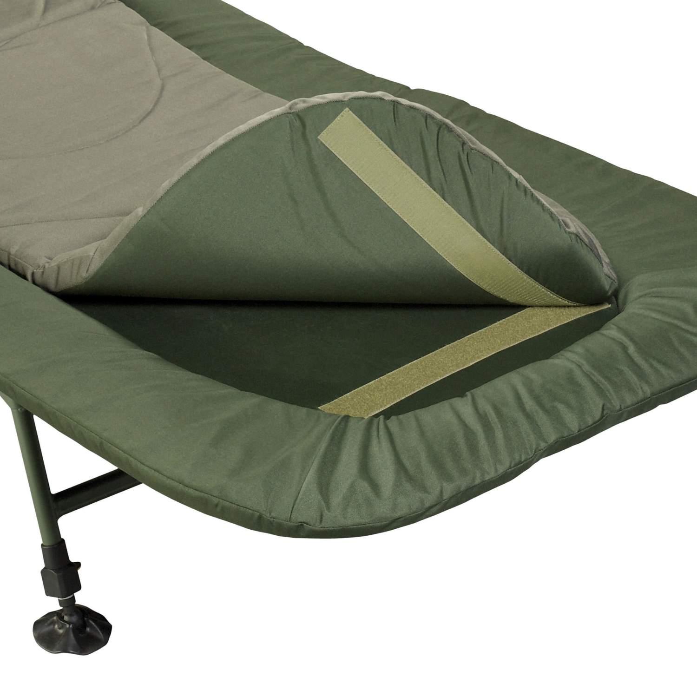 JRC Extreme Liege Bedchair 8/6-Bein Karpfenliege Feldbett Angler Liege Extreme TK170kg 3fb5bd