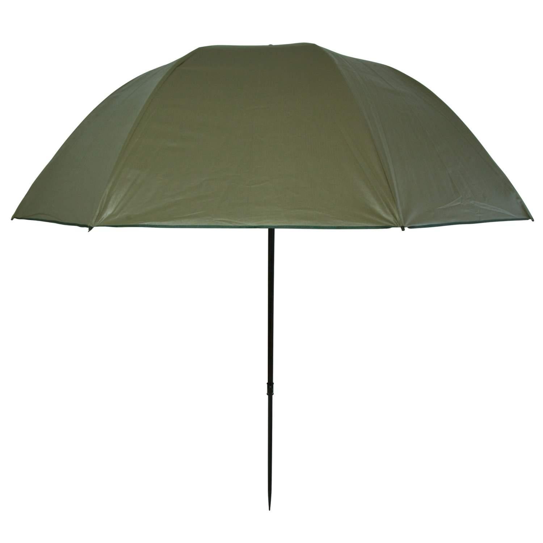 Wavelock Angelschirm 2,50m schwere Qualität Angel Regenschirm Angler Schirmzelt