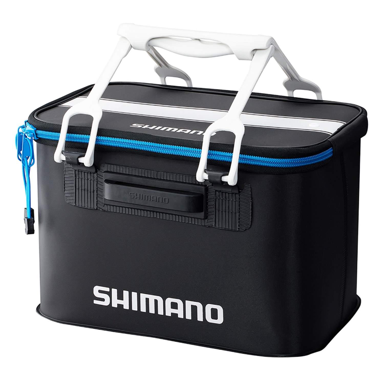 shimano bait box ev 40x25x30 faltbare k derbox tasche kiste futtertasche ebay. Black Bedroom Furniture Sets. Home Design Ideas