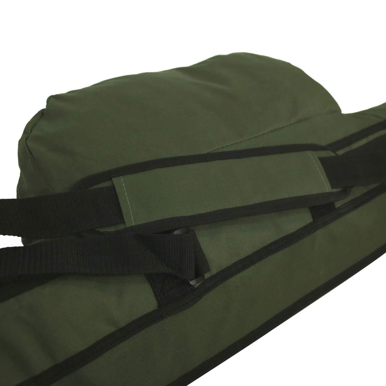 Karpfenruten Futteral Carp Elite® Einzelrutenfutteral 10/' 12/' 13/' Rutentasche