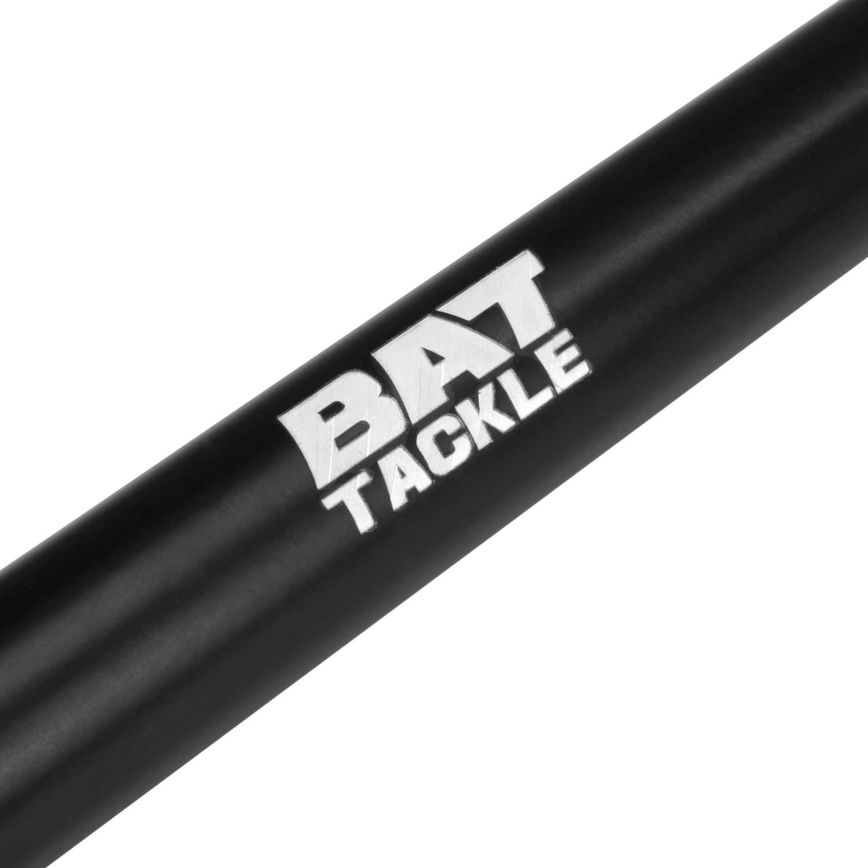 Bank Stick Telescopic Magnum Tele erdspeer ground spike Rod rest 19,3mm 50-230cm