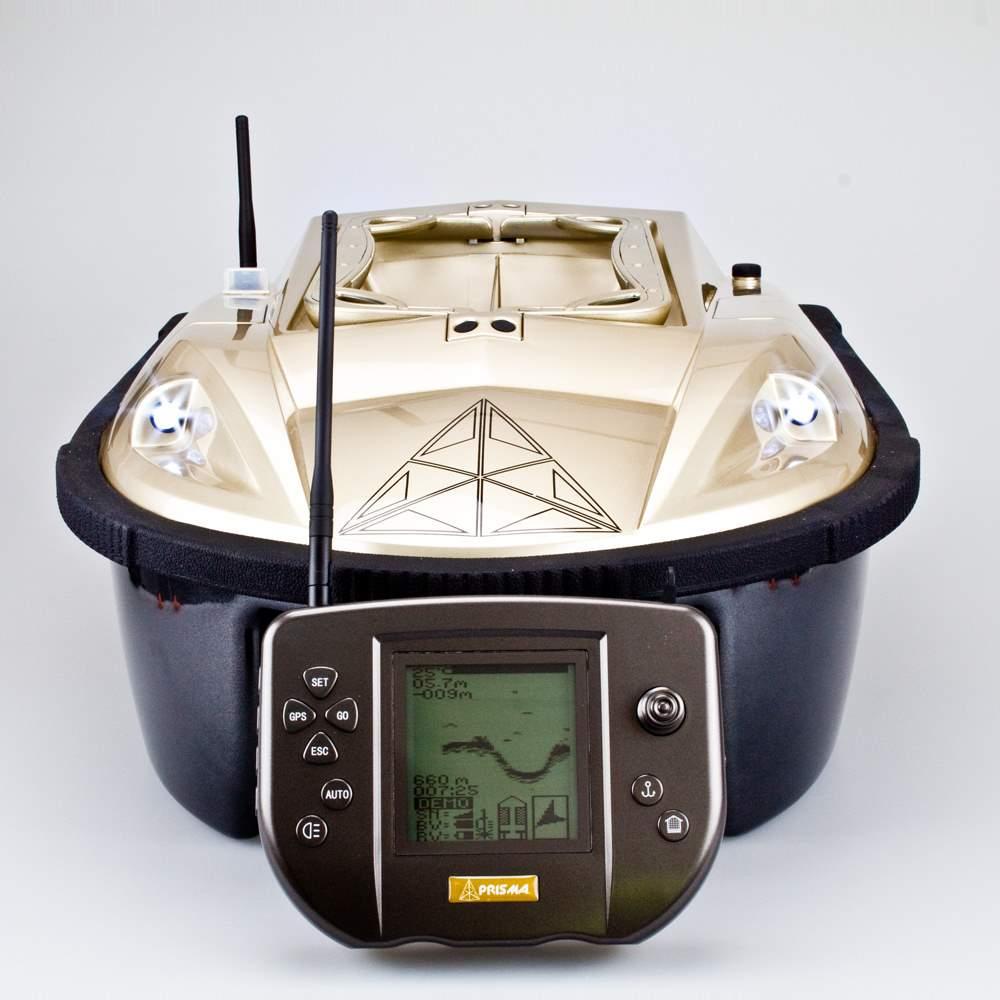 Prisma Baitboat III Futterboot mit GPS und Echolot