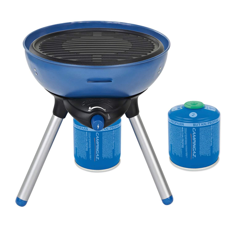 campingaz party grill 200 tragbarer gasgrill outdoor camping angeln bundleoption ebay. Black Bedroom Furniture Sets. Home Design Ideas