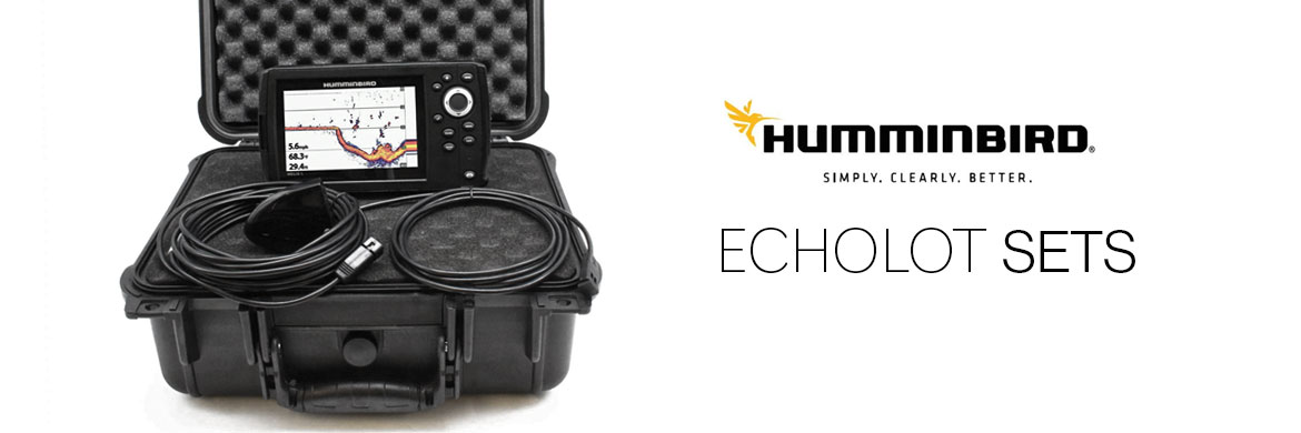 Humminbird Echolot Sets
