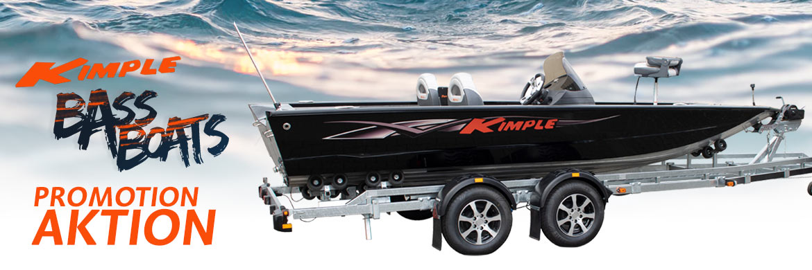 Kimple Bass Boats