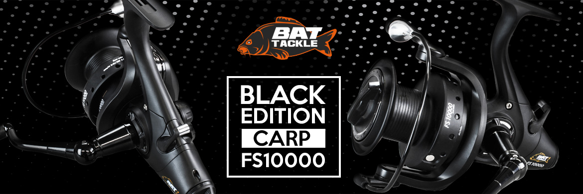 Bat Tackle Black Edition