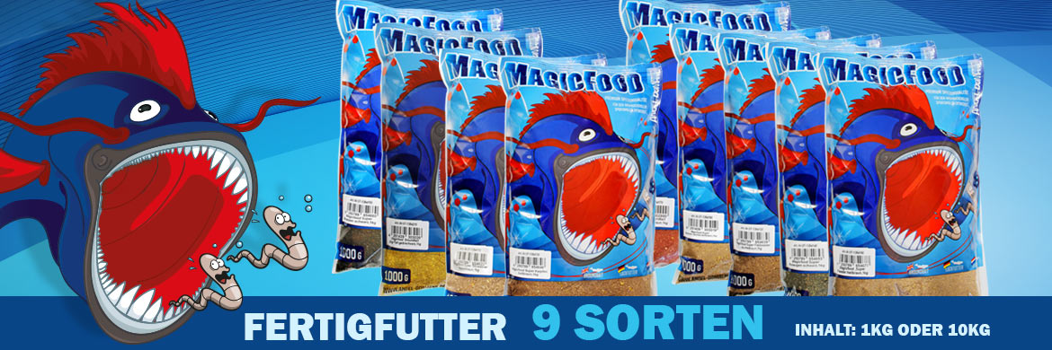 MagicFood Fertigfutter